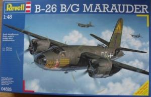 REVELL 1/48 04525 MARTIN B-26B/G MARAUDER
