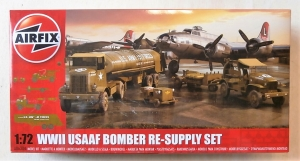 AIRFIX 1/72 06304 WWII USAAF BOMBER RE-SUPPLY SET