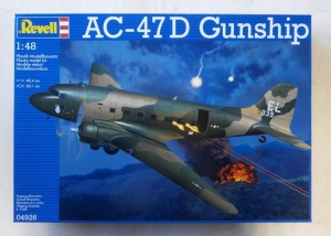 REVELL 1/48 04926 AC-47D GUNSHIP