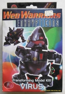 AIRFIX  20006 WEB WARRIORS VIRUS