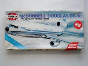 AIRFIX 1/144 06179 MCDONELL DOUGLAS DC-10 SAS/KLM