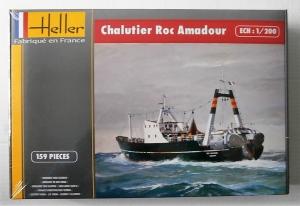 HELLER 1/200 80608 ROC AMADOUR STERN TRAWLER