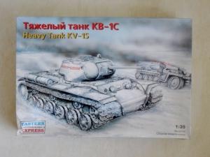 EASTERN EXPRESS 1/35 35100 KV-1S