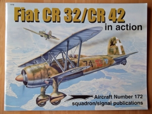 SQUADRON/SIGNAL AIRCRAFT IN ACTION  1172. FIAT CR 32/CR 42