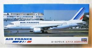 HASEGAWA 1/200 10644 AIRBUS A320 AIR FRANCE