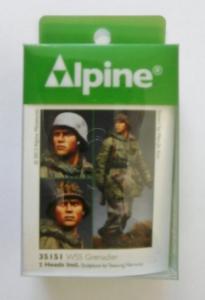ALPINE MINIATURES 1/35 35151 WSS ALPINE GRENADIER