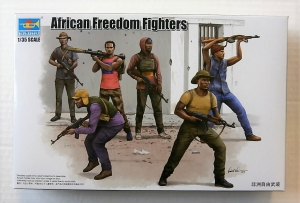 TRUMPETER 1/35 00438 AFRICAN FREEDOM FIGHTERS