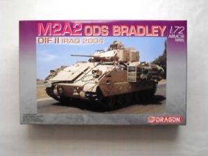 DRAGON 1/72 7247 M2A2 ODS BRADLEY IRAQ 2004