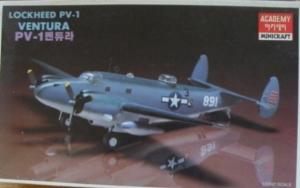 1/72 1614 LOCKHEED PV-1 VENTURA