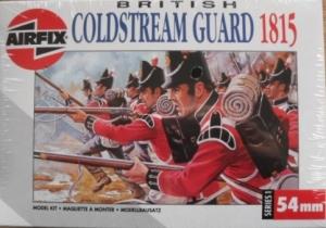 AIRFIX 54mm 01551 BRITISH COLDSTREAM GUARD 1815