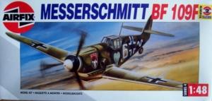 AIRFIX 1/48 04101 MESSERSCHMITT Bf 109F