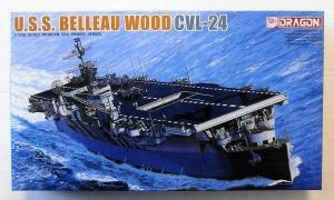 DRAGON 1/700 7058 USS BELLEAU WOOD CVL-24