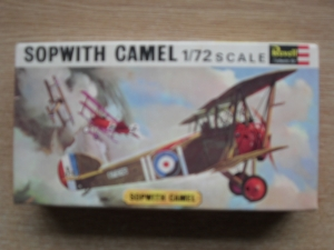 REVELL 1/72 H628SFB SOPWITH CAMEL