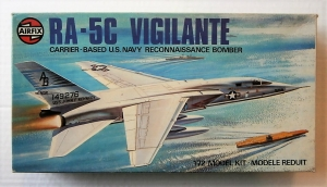 AIRFIX 1/72 04012 RA-5C VIGILANTE