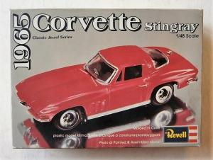 REVELL 1/48 H-1270 1965 CORVETTE STINGRAY