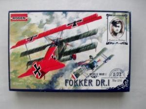 RODEN 1/72 010 FOKKER DR.I