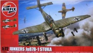 AIRFIX 1/72 03087 JUNKERS Ju 87B-1 STUKA