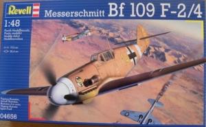 REVELL 1/48 04656 MESSERSCHMITT Bf 109 F-2/4