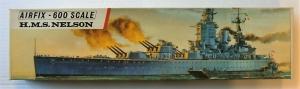 AIRFIX 1/600 F403S HMS NELSON