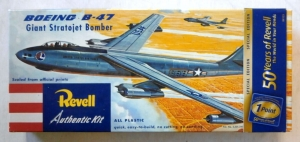 REVELL  H206 BOEING B-47  RE-ISSUE