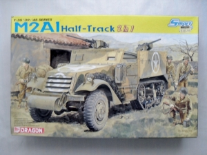 DRAGON 1/35 6329 M2A1 HALF TRACK