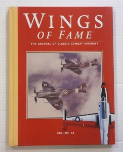 CHEAP BOOKS  ZB785 WINGS OF FAME VOLUME 16