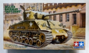 TAMIYA 1/35 35346 M4A3E8 SHERMAN EASY EIGHT