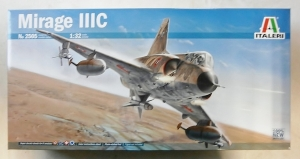 ITALERI 1/32 2505 MIRAGE IIIC  UK SALE ONLY