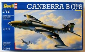 REVELL 1/72 04104 CANBERRA B I 8