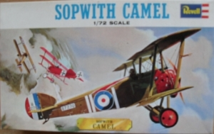 REVELL 1/72 H628 SOPWITH CAMEL