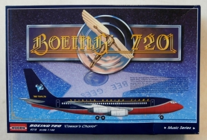 RODEN 1/144 318 BOEING 720 CAESARS CHARIOT BEE GEES 1979