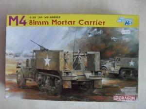DRAGON 1/35 6361 M4 81mm MORTAR CARRIER