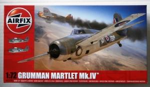 AIRFIX 1/72 02074 GRUMMAN MARTLET Mk.IV