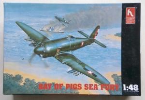 HOBBYCRAFT 1/48 1532 BAY OF PIGS SEA FURY
