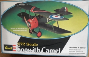 REVELL 1/72 H51 SOPWITH CAMEL
