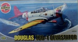 AIRFIX 1/72 02034 DOUGLAS DEVASTATOR TBD-1