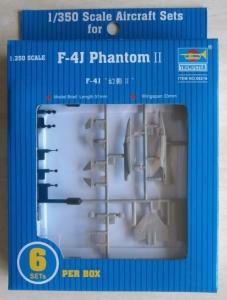 TRUMPETER 1/350 06219 F-4J PHANTOM II