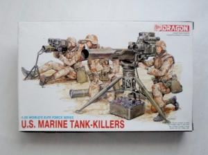 DRAGON 1/35 3012 US MARINE TANK KILLERS