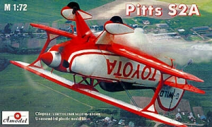 1/72 72028 PITTS S2A