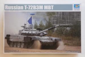 TRUMPETER 1/35 09510 RUSSIAN T-72B3M MBT