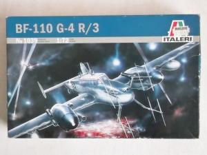ITALERI 1/72 1039 MESSERSCHMITT Bf 110 G-4 R3