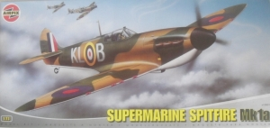 AIRFIX 1/24 12001 SUPERMARINE SPITFIRE Mk.Ia  UK SALE ONLY