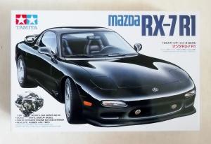TAMIYA 1/24 24116 MAZDA RX-7 R1