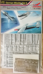 CONDOR 1/72 72009 GERMAN MISSILES SET II