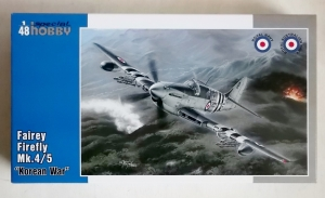 SPECIAL HOBBY 1/48 48136 FAIREY FIREFLY Mk.4/5 KOREAN WAR