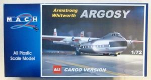 MACH 1/72 066 ARMSTRONG WHITWORTH ARGOSY BEA CARGO VERSION