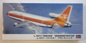 HASEGAWA 1/200 10647 L-1011 TRISTAR DEMONSTRATOR
