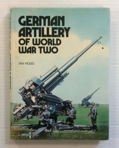 CHEAP BOOKS  ZB705 GERMAN ARTILLERY OF WORLD WAR TWO
