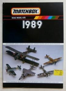 MATCHBOX  MATCHBOX 1989