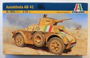 ITALERI 1/72 7051 AUTOBLINDA AB 41
